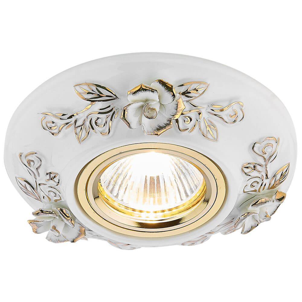 Светильник Ambrella light D5503 W/GD Desing фото