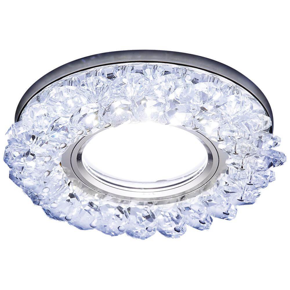 Светильник Ambrella light S701 CL/CH/CLD Led встраиваемый светодиодный светильник ambrella light s701 cl ch cld