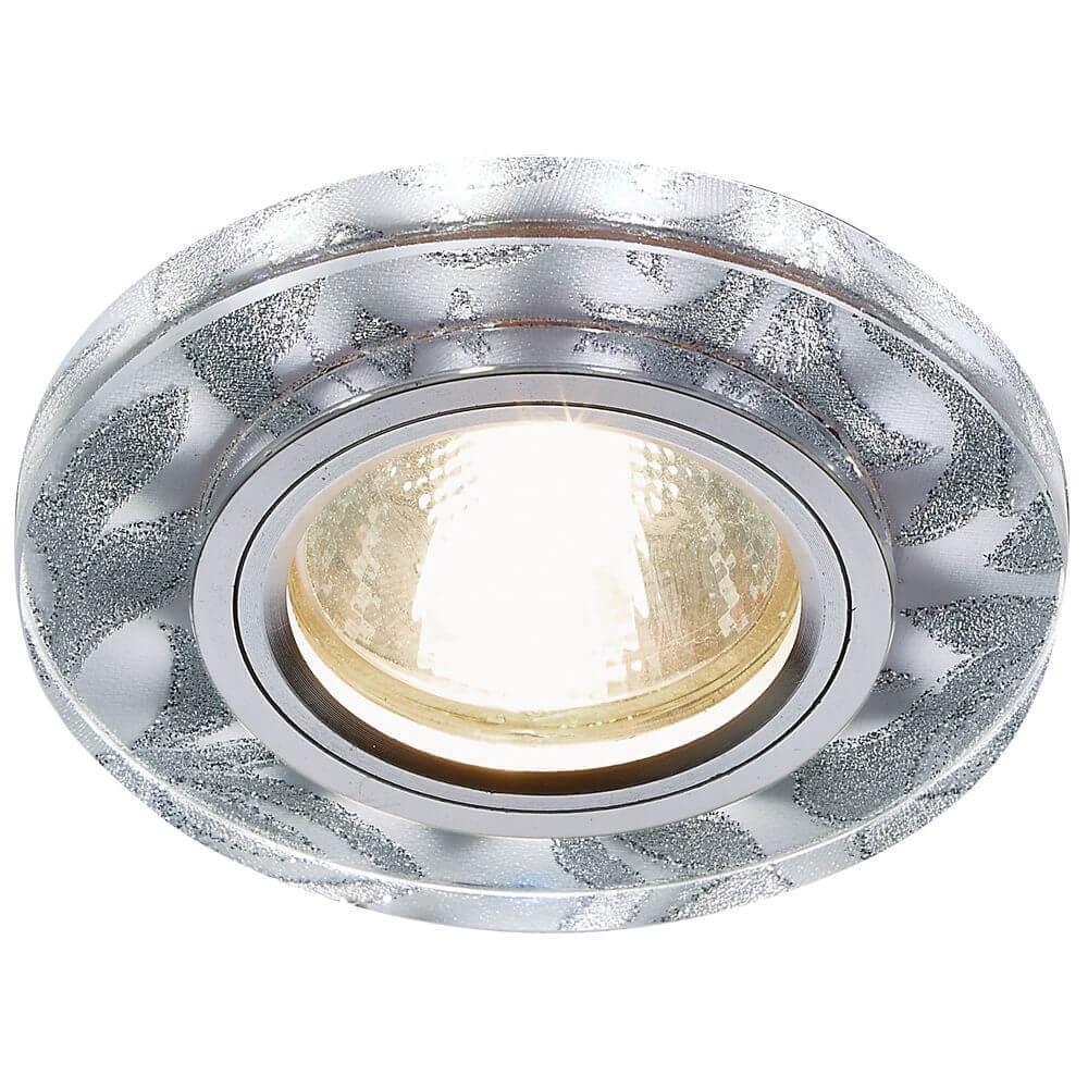 Встраиваемый светодиодный светильник Ambrella light Led S232 W/CH th 7006a foldable 16x magnifier w led light