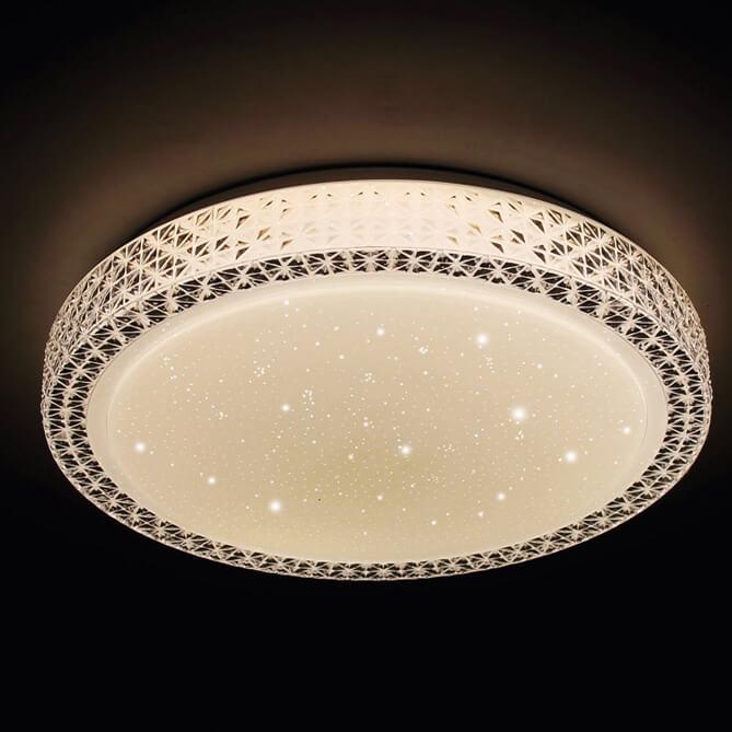 Светильник Ambrella light F85 55W D400 Orbital Crystal