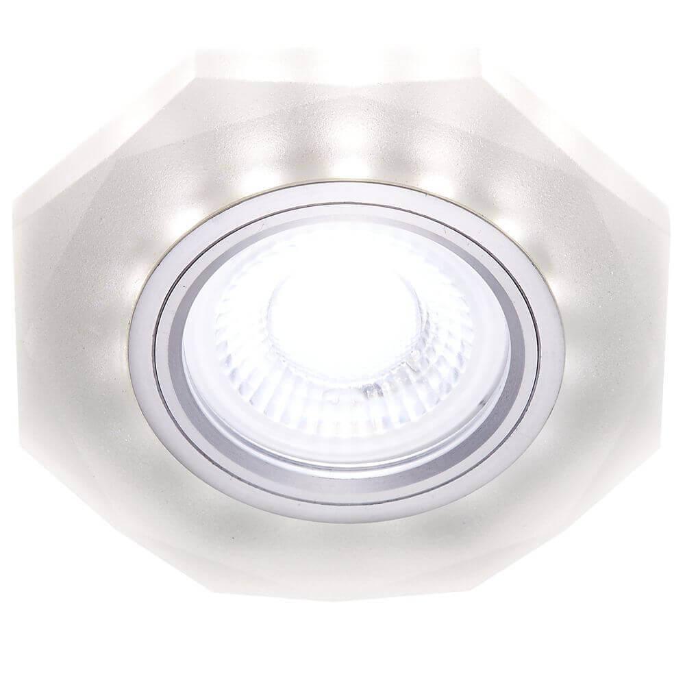Встраиваемый светодиодный светильник Ambrella light Led S213 WH cтойка для грифов marbo на 10 мест mp s213