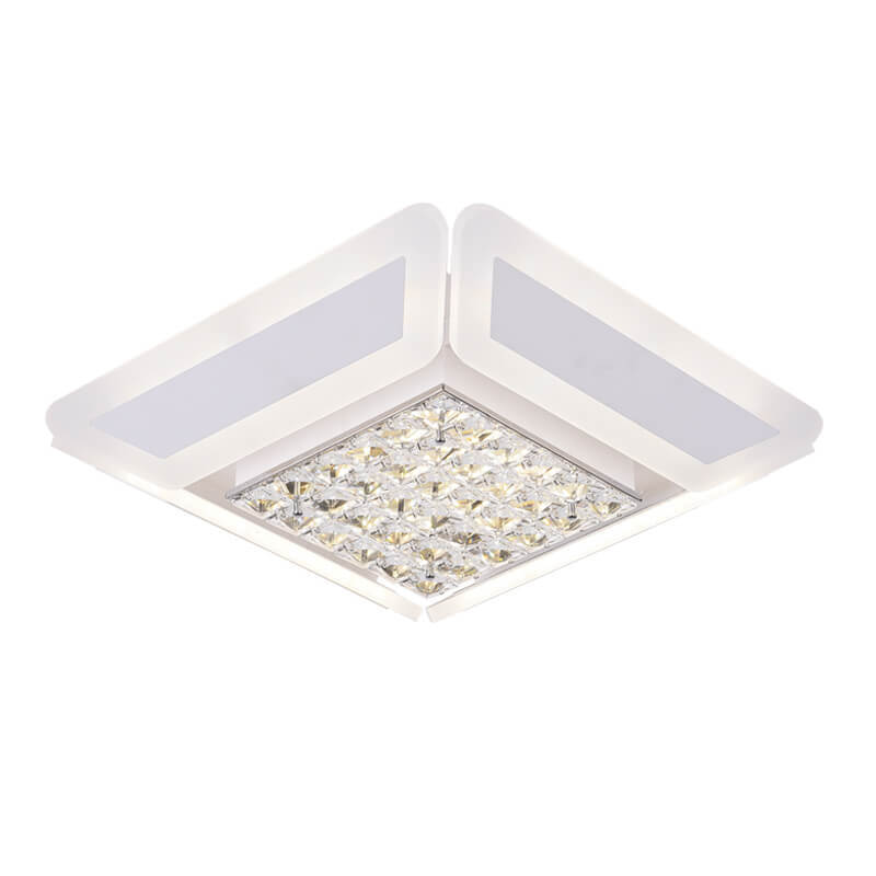 Потолочный светодиодный светильник Ambrella light Modern Acrylic FA140