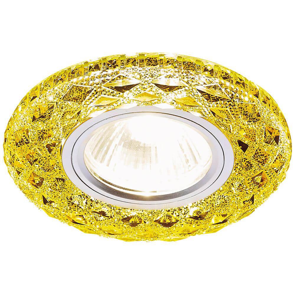 Фото - Светильник Ambrella light S288 GD LED встраиваемый светильник ambrella light s288 ch хром прозрачный