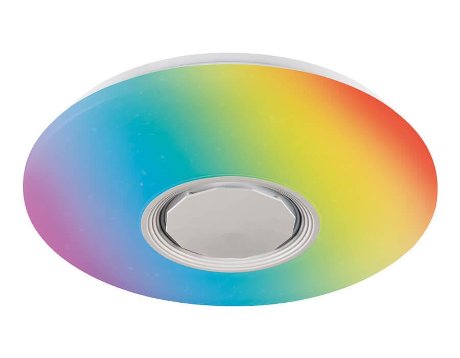 Светильник Ambrella light FF200 Orbital Dance (Воспроизводит музыку (Bluetooth))