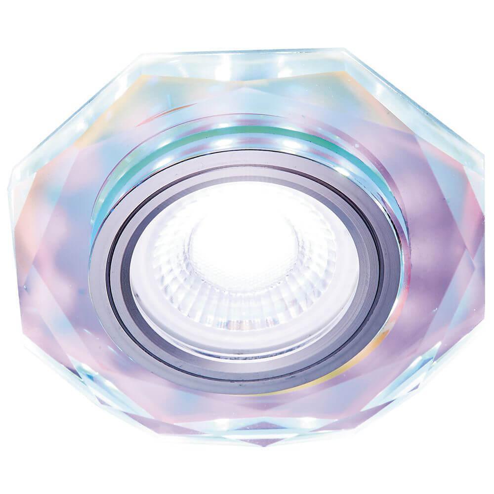 Встраиваемый светодиодный светильник Ambrella light Led S213 PR cтойка для грифов marbo на 10 мест mp s213