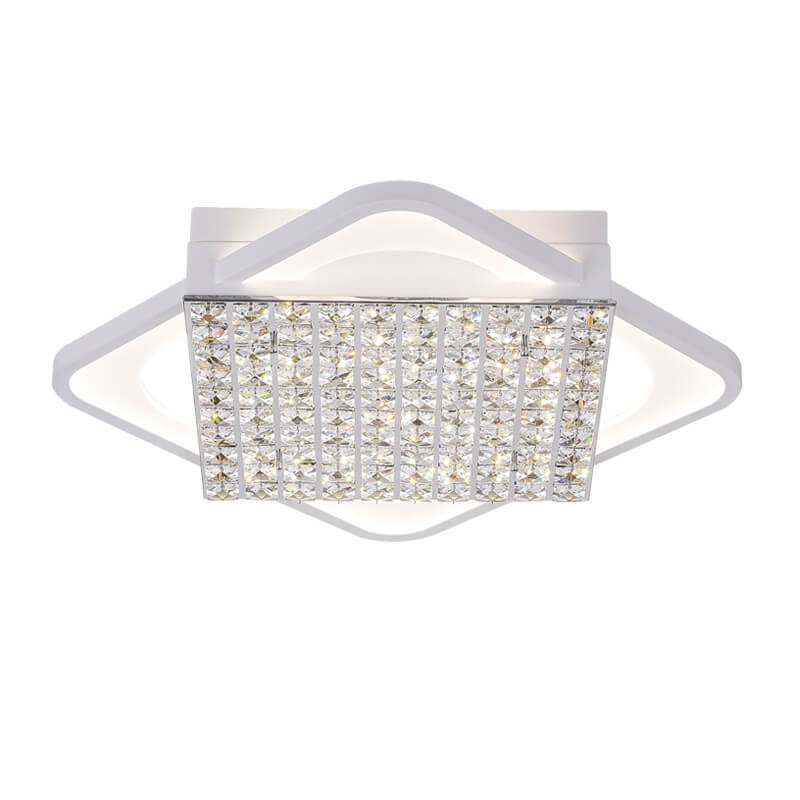 Потолочный светодиодный светильник Ambrella light Modern Acrylic FA125