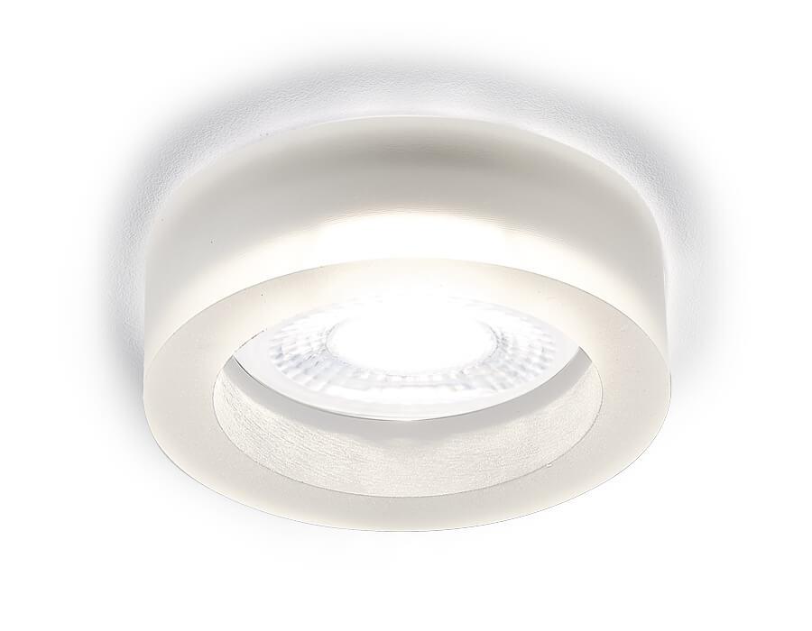 Встраиваемый светодиодный светильник Ambrella light Led S9160 W th 7006a foldable 16x magnifier w led light