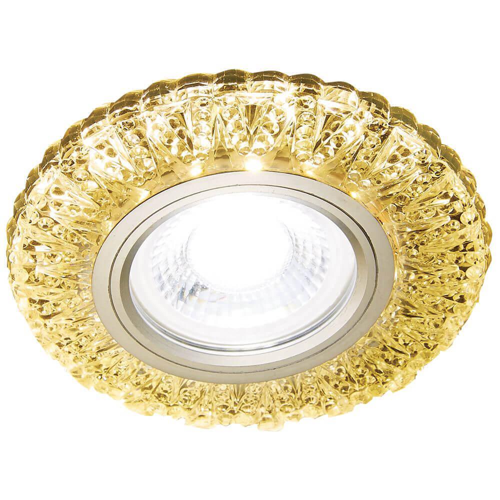 Встраиваемый светодиодный светильник Ambrella light Led S310 CH/W th 7006a foldable 16x magnifier w led light