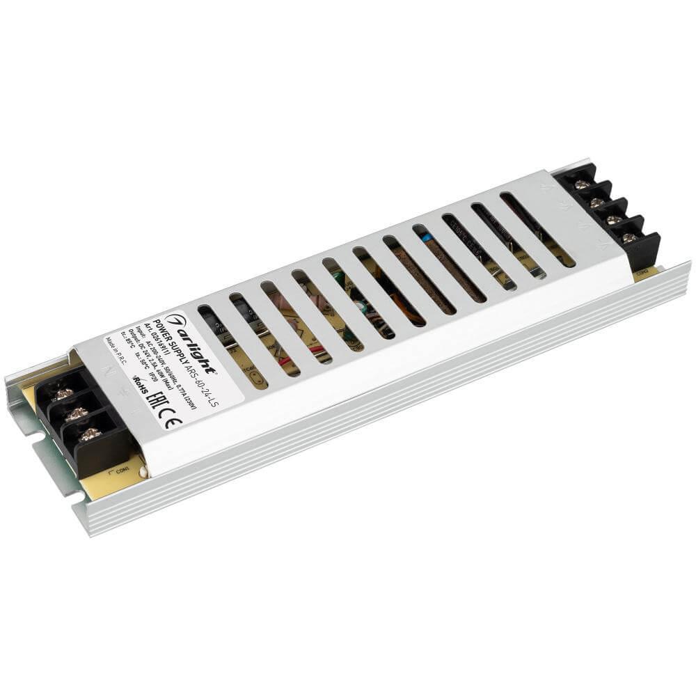 Фото - Блок питания Arlight 026169(1) ARS-LS блок питания ars 120 24 ls 24v 5a 120w