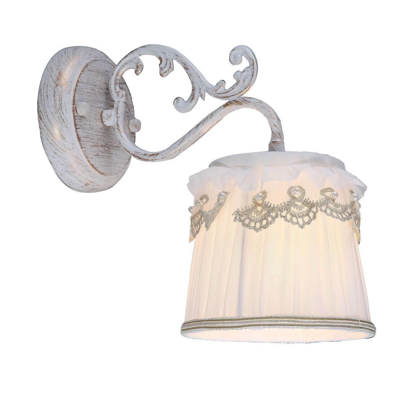 Бра Arte Lamp Merletto A5709AP-1WG arte lamp a5709ap 1wg