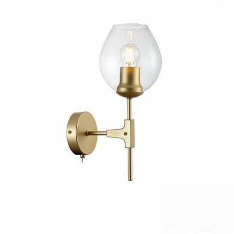 купить Бра Arte Lamp Yuka A4103AP-1GO дешево