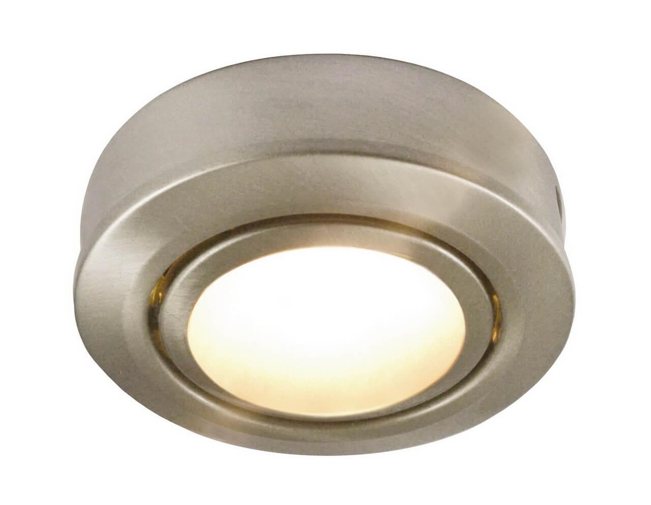 Встраиваемый светильник Arte Lamp Topic (компл. 3шт.) A2123PL-3SS цена 2017