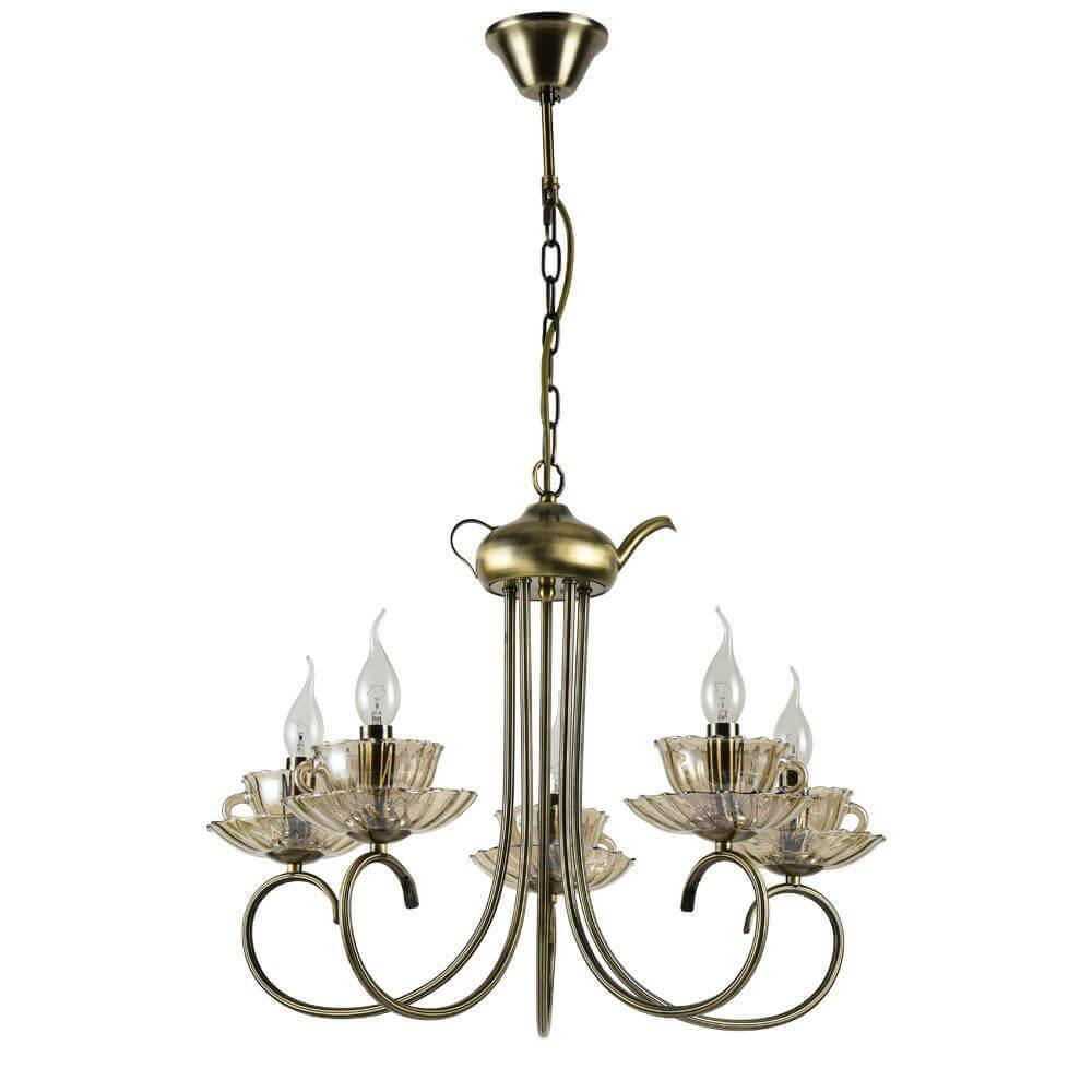 Люстра Arte Lamp A1750LM-5AB 1750