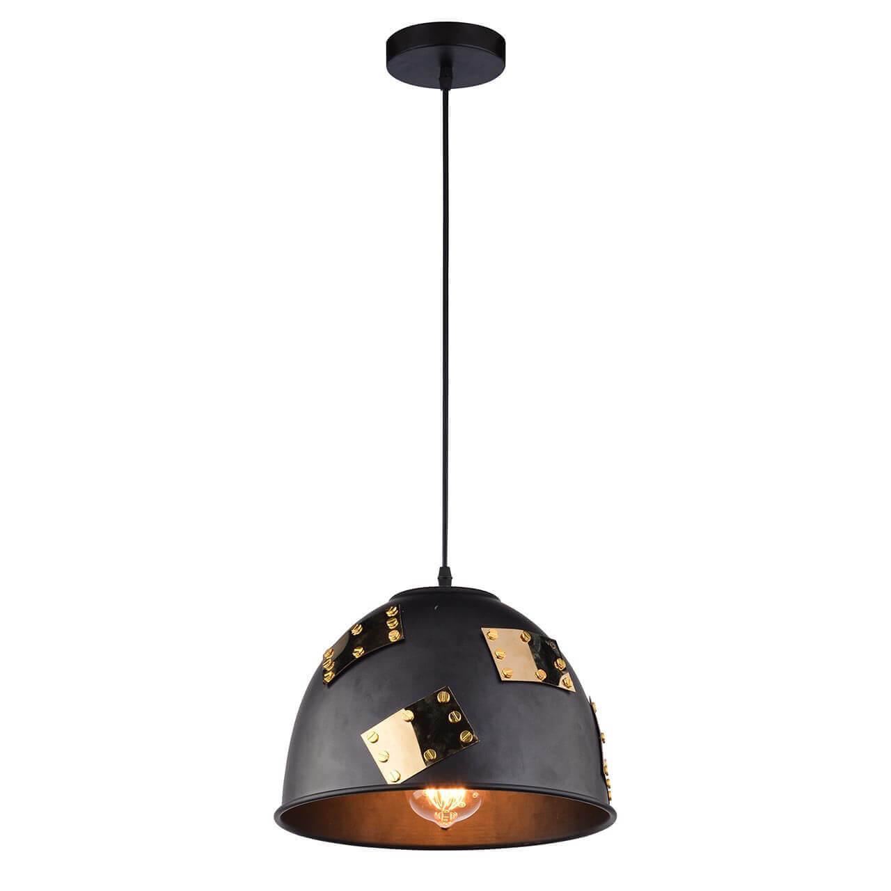 Светильник Arte Lamp A6023SP-1BK Eurica светильник arte lamp a4248sp 1bk eurica