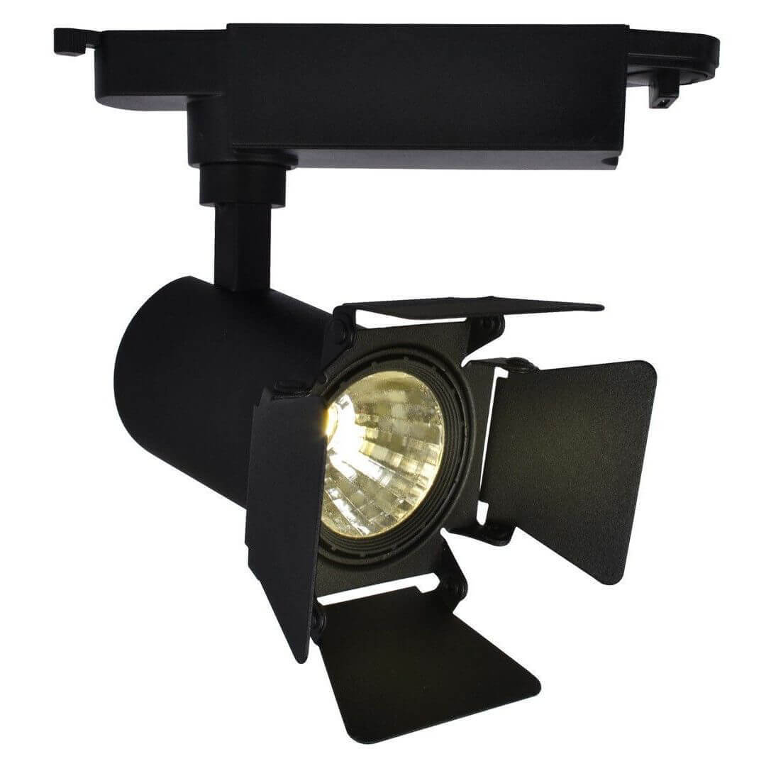 цена на Светильник Arte Lamp A6709PL-1BK Track Lights Black