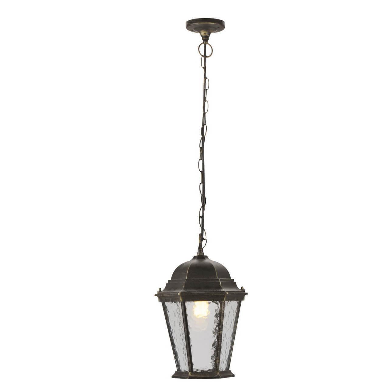 цена на Уличный подвесной светильник Arte Lamp Genova A1205SO-1BN