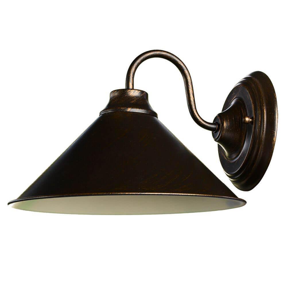Бра Arte Lamp Cone A9330AP-1BR arte lamp бра cone a9330ap 1br