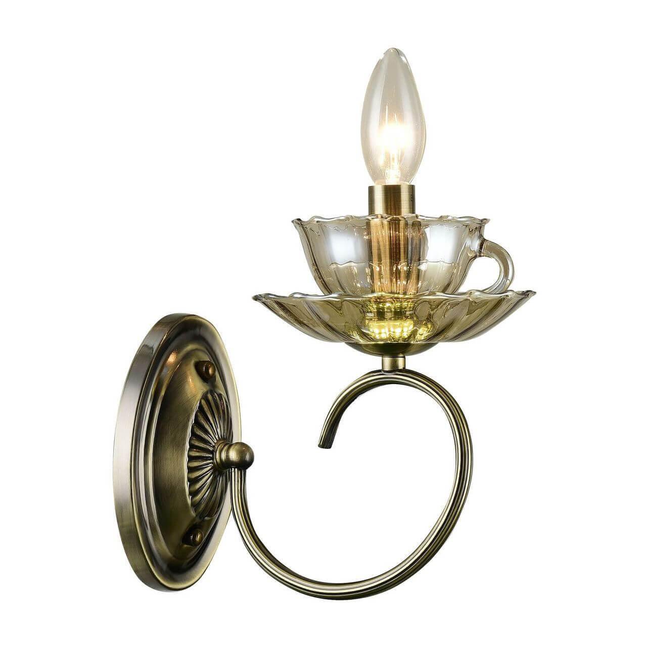Бра Arte Lamp A1750AP-1AB 1750 бра arte lamp a2872ap 1ab california