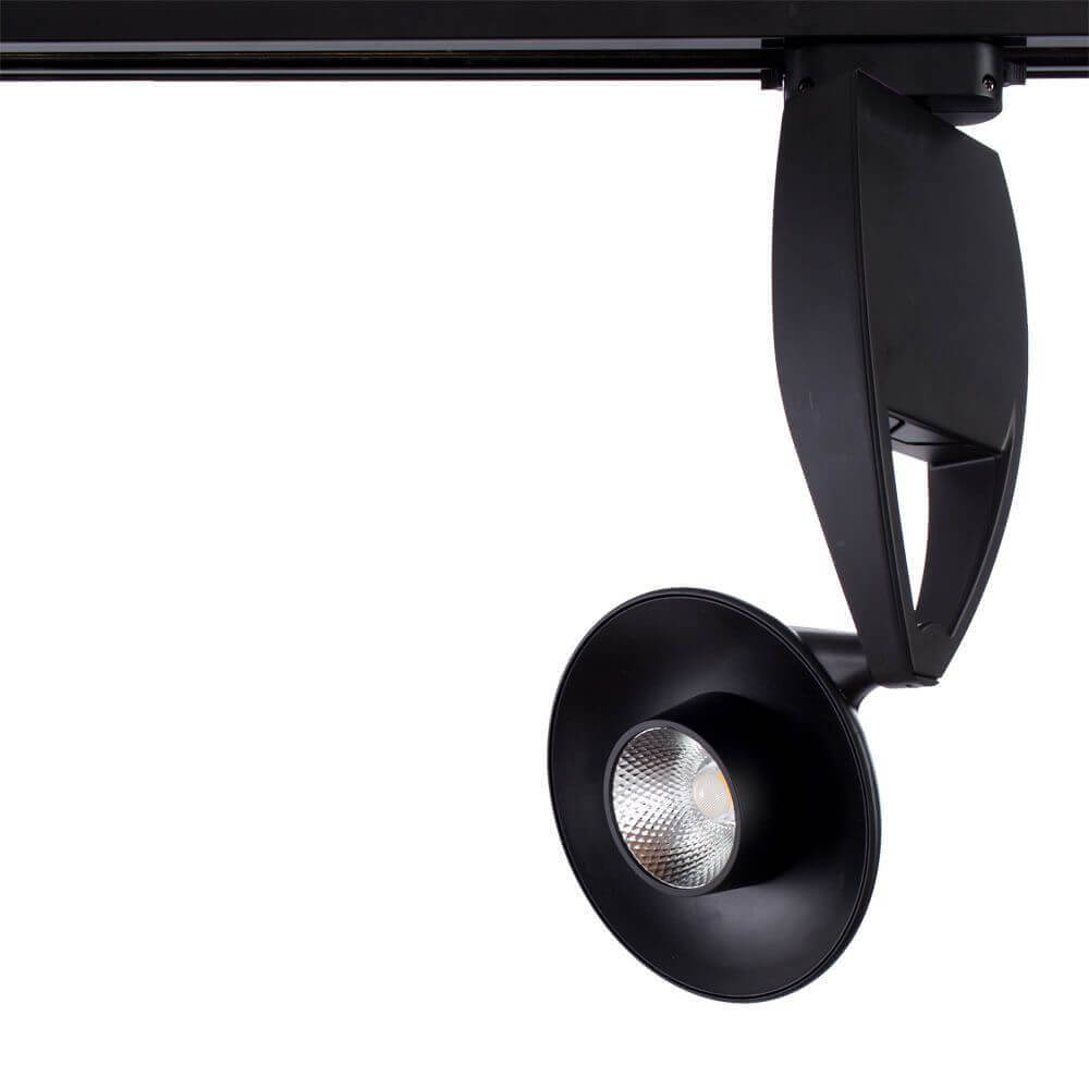 цена на Светильник Arte Lamp A4235PL-1BK Track Lights Black
