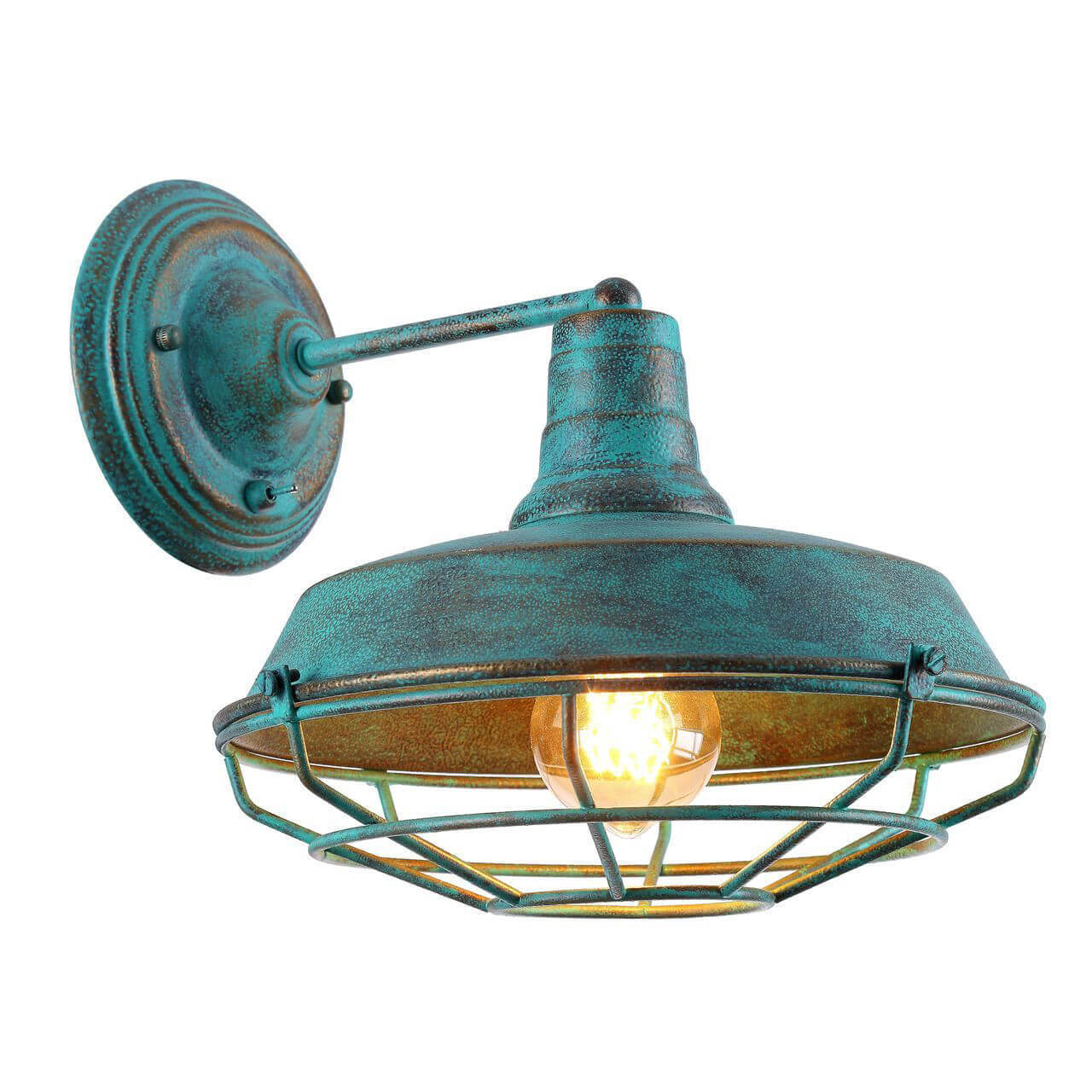 Бра Arte Lamp Ferrico A9183AP-1BG бра arte lamp ferrico a9183ap 1br