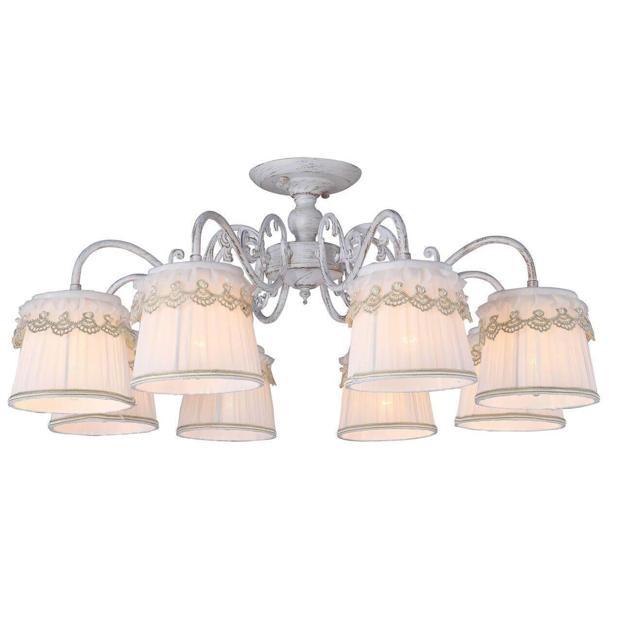 Люстра Arte Lamp A5709PL-8WG Merletto