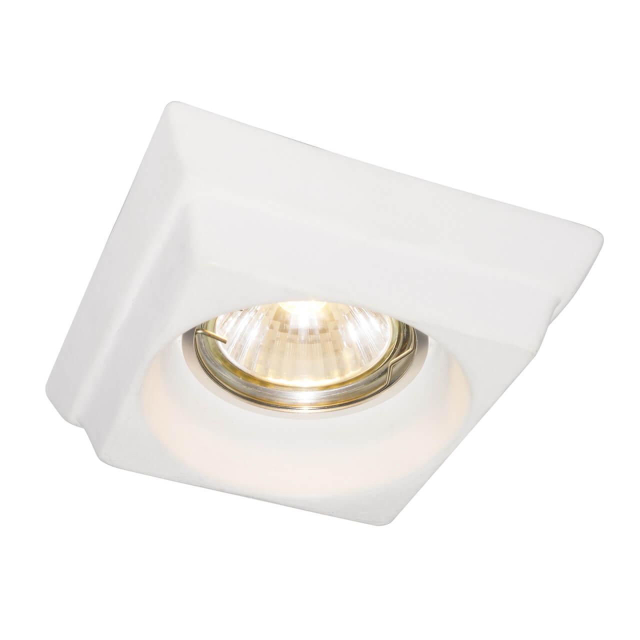Встраиваемый светильник Arte Lamp Cratere A5247PL-1WH arte lamp светильник точечный arte lamp cratere a5073pl 1wh