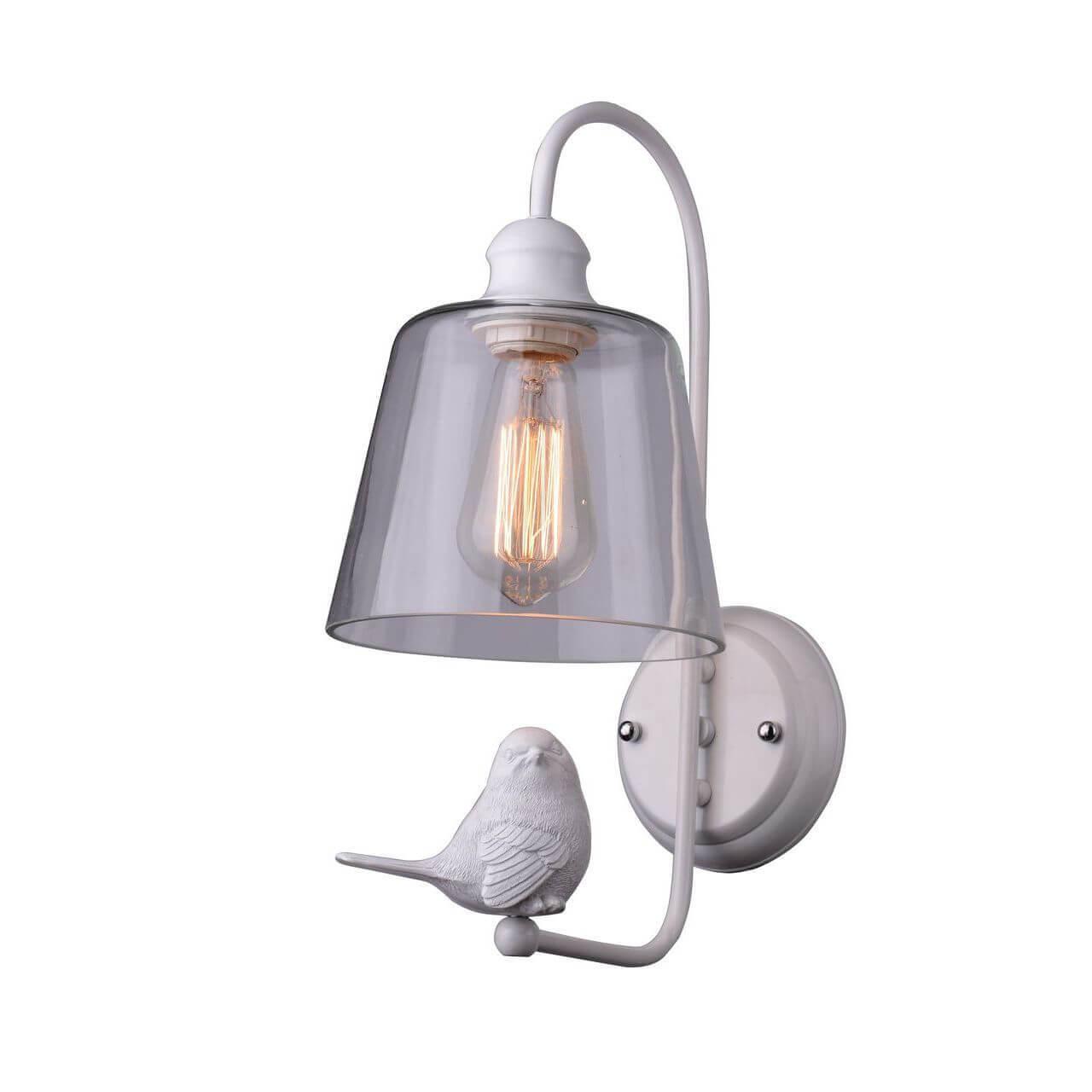 Бра Arte Lamp A4289AP-1WH Passero бра arte lamp prima a9140ap 1wh