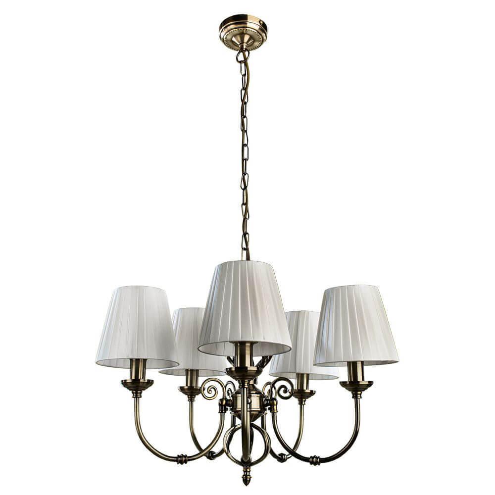 Люстра Arte Lamp A8390LM-5AB Zanzibar