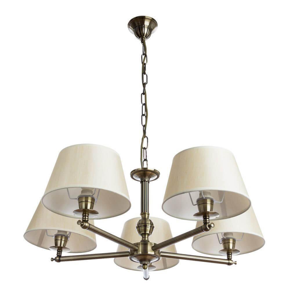 Люстра Arte Lamp A2273LM-5AB York люстра arte lamp a5603lm 5ab verdi