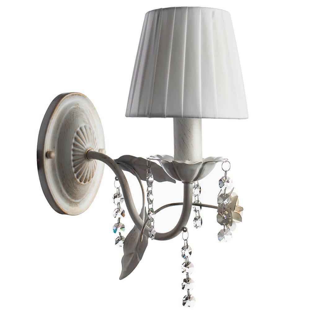 Бра Arte Lamp A9514AP-1WG Kenny