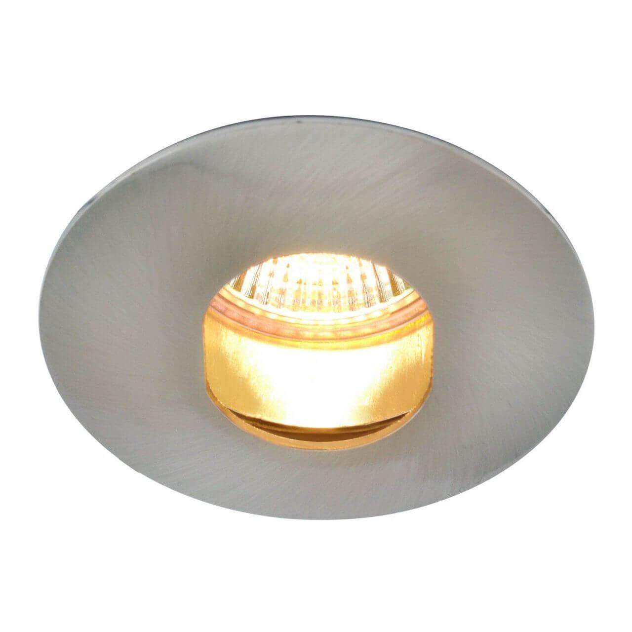 Встраиваемый светильник Arte Lamp Accento A3219PL-1SS встраиваемый светильник arte lamp accento a4009pl 1ss