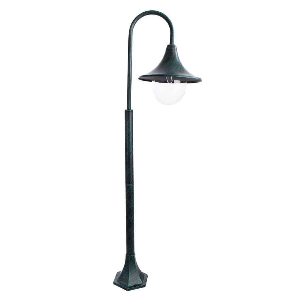 Светильник Arte Lamp A1086PA-1BG Malaga globo накладной светильник malaga 48327