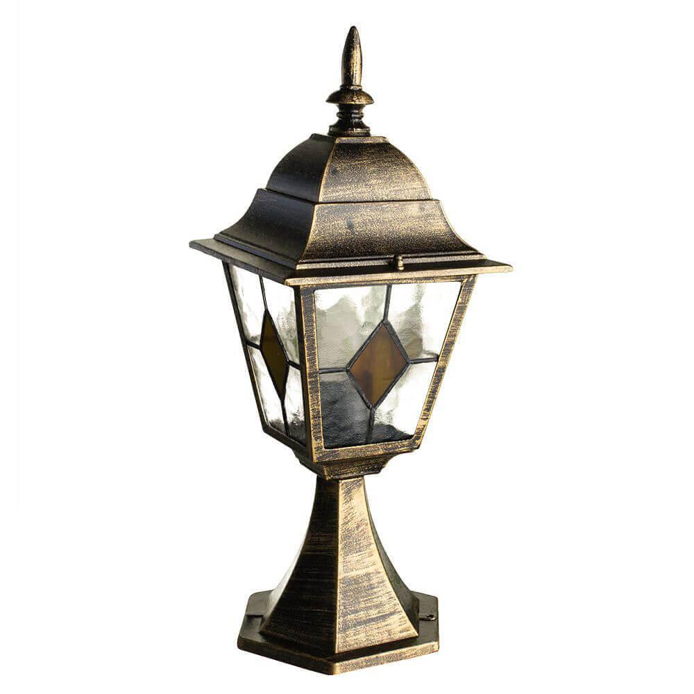 цены на Уличный светильник Arte Lamp Berlin A1014FN-1BN  в интернет-магазинах