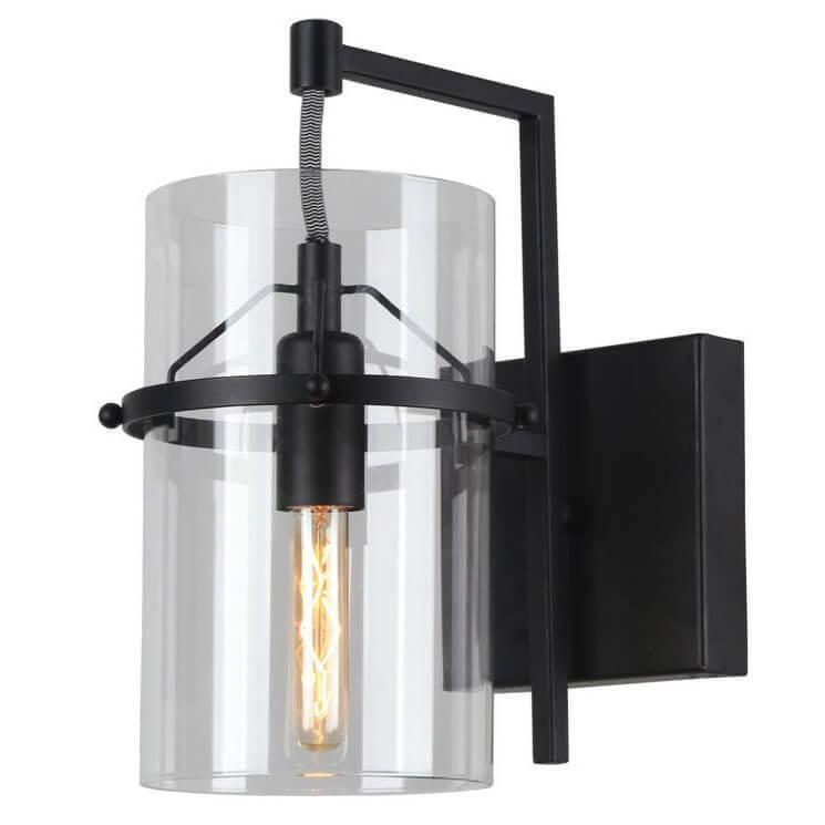 Бра Arte Lamp A8586AP-1BK 58