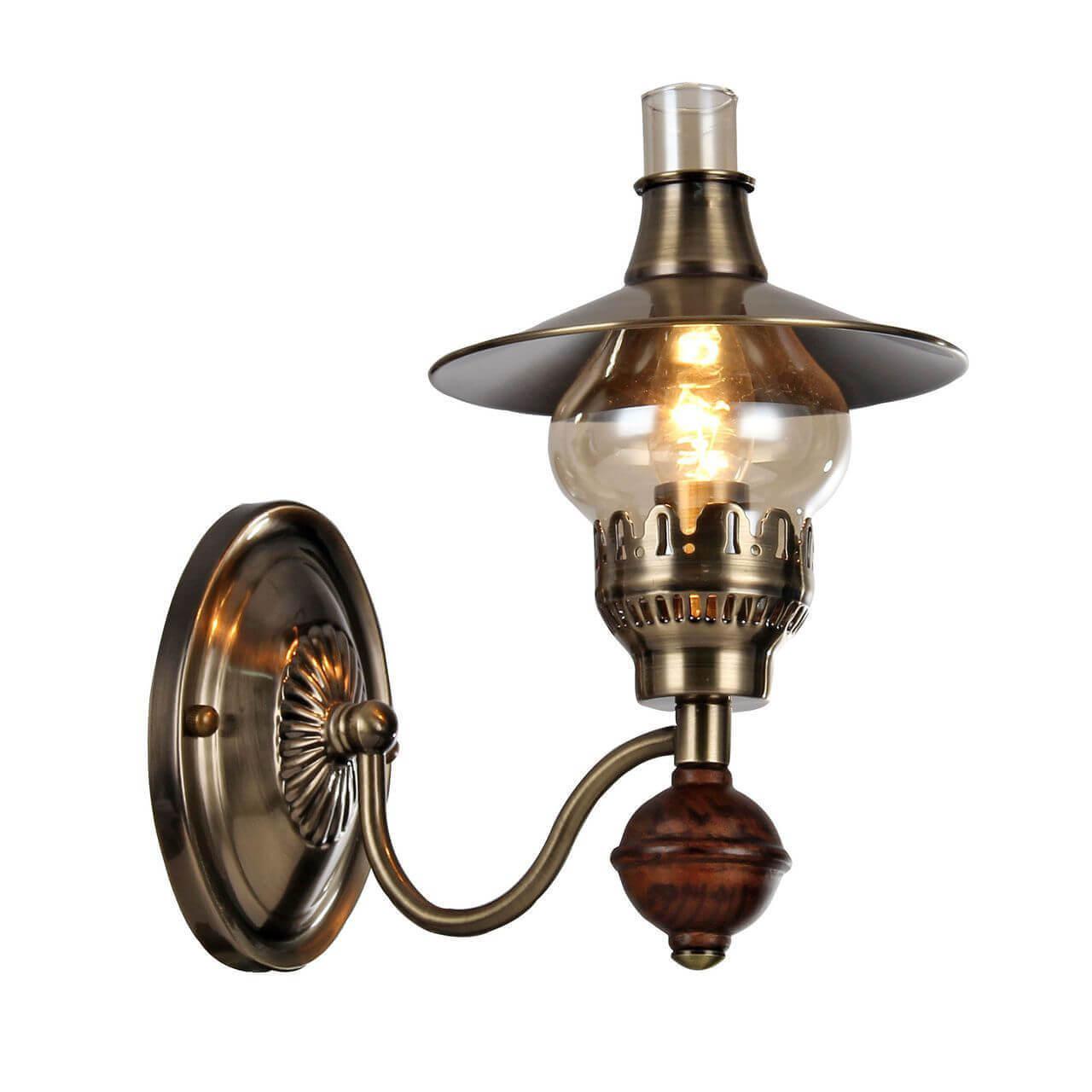 Бра Arte Lamp A5664AP-1AB Trattoria Bronze
