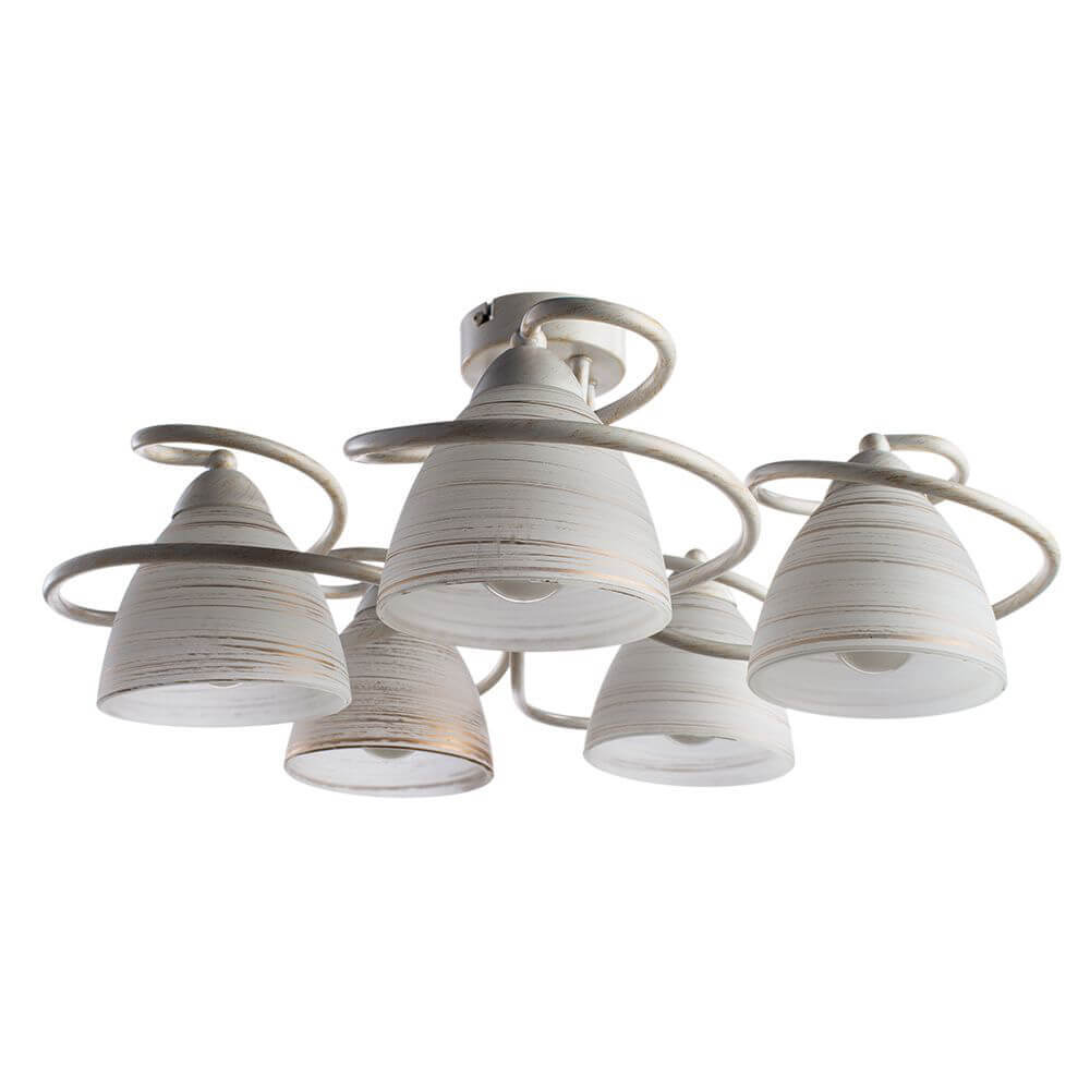 Люстра Arte Lamp A1565PL-5WG Fabia люстра подвесная arte lamp подвесная a1511lm 5wg