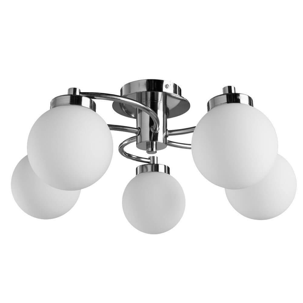 Потолочная люстра Arte Lamp Cloud A8170PL-5SS цена