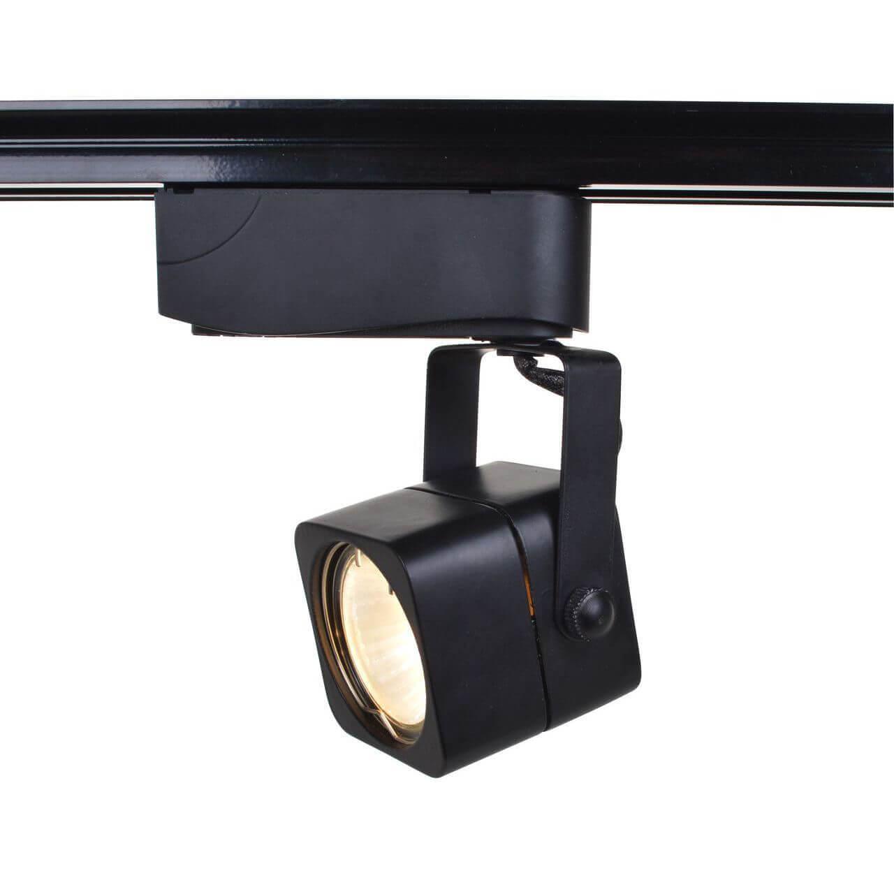 Светильник Arte Lamp A1314PL-1BK Linea Black трековый светильник arte lamp linea a1314pl 1wh
