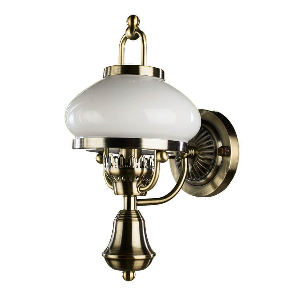 Бра Arte Lamp Armstrong A3560AP-1AB светильник настенный arte lamp armstrong a3560ap 1ab