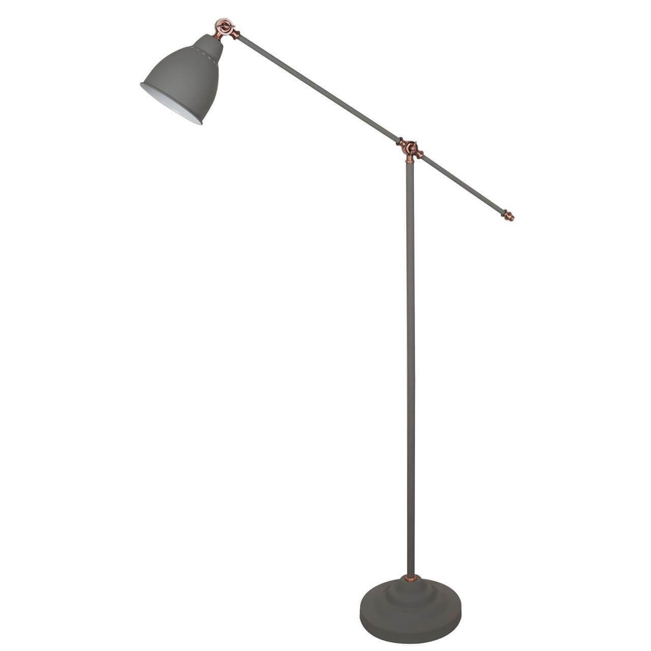 Торшер Arte Lamp A2054PN-1GY Braccio Grey