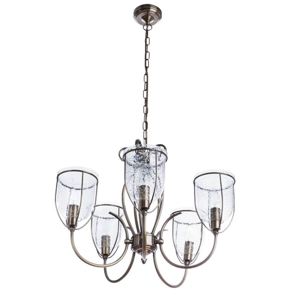Люстра Arte Lamp A6351LM-5AB Salvador