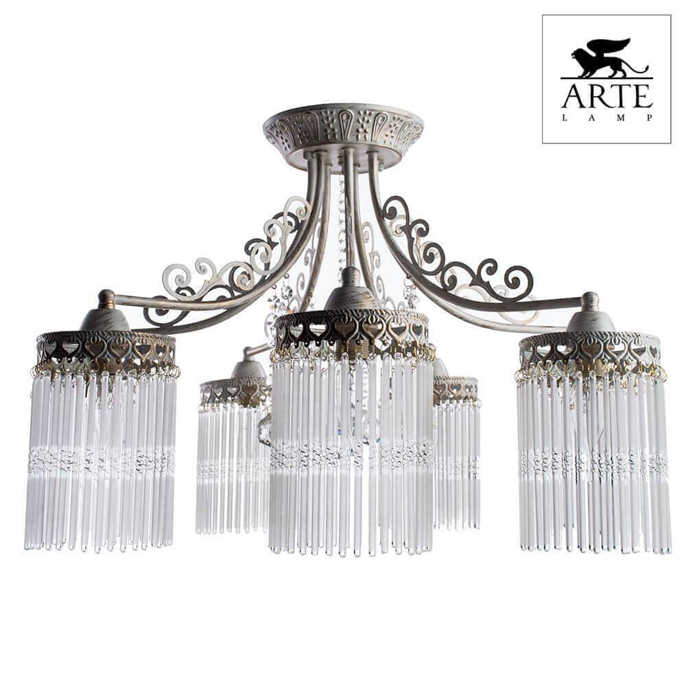 Люстра Arte Lamp A1678PL-7WG 89 люстра arte lamp lucia a9594lm 7wg
