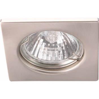 Встраиваемый светильник Arte Lamp Quadratisch (компл. 3шт.) A2210PL-3SS цена 2017