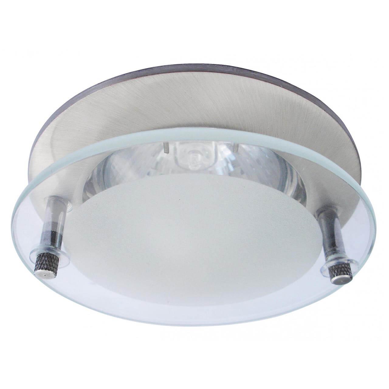 Встраиваемый светильник Arte Lamp Topic (компл. 3шт.) A2750PL-3SS цена 2017