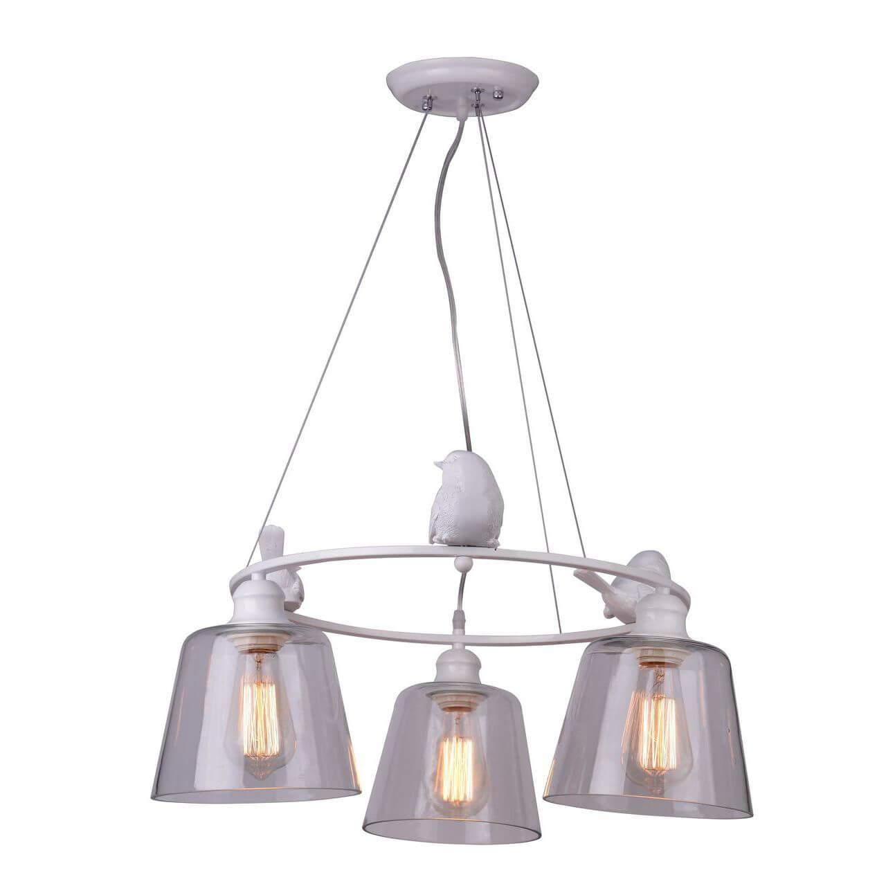 Люстра Arte Lamp A4289LM-3WH Passero