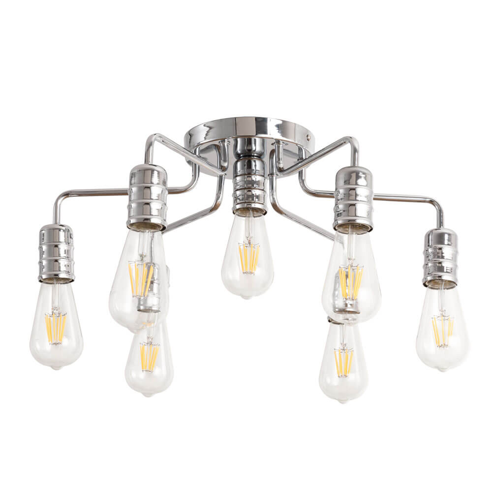 Потолочная люстра Arte Lamp Fuoco A9265PL-7CC arte lamp a7201pl 7cc