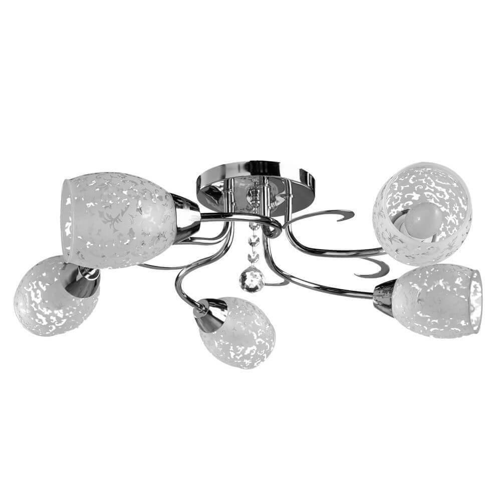 Люстра Arte Lamp A6055PL-5CC Stefania