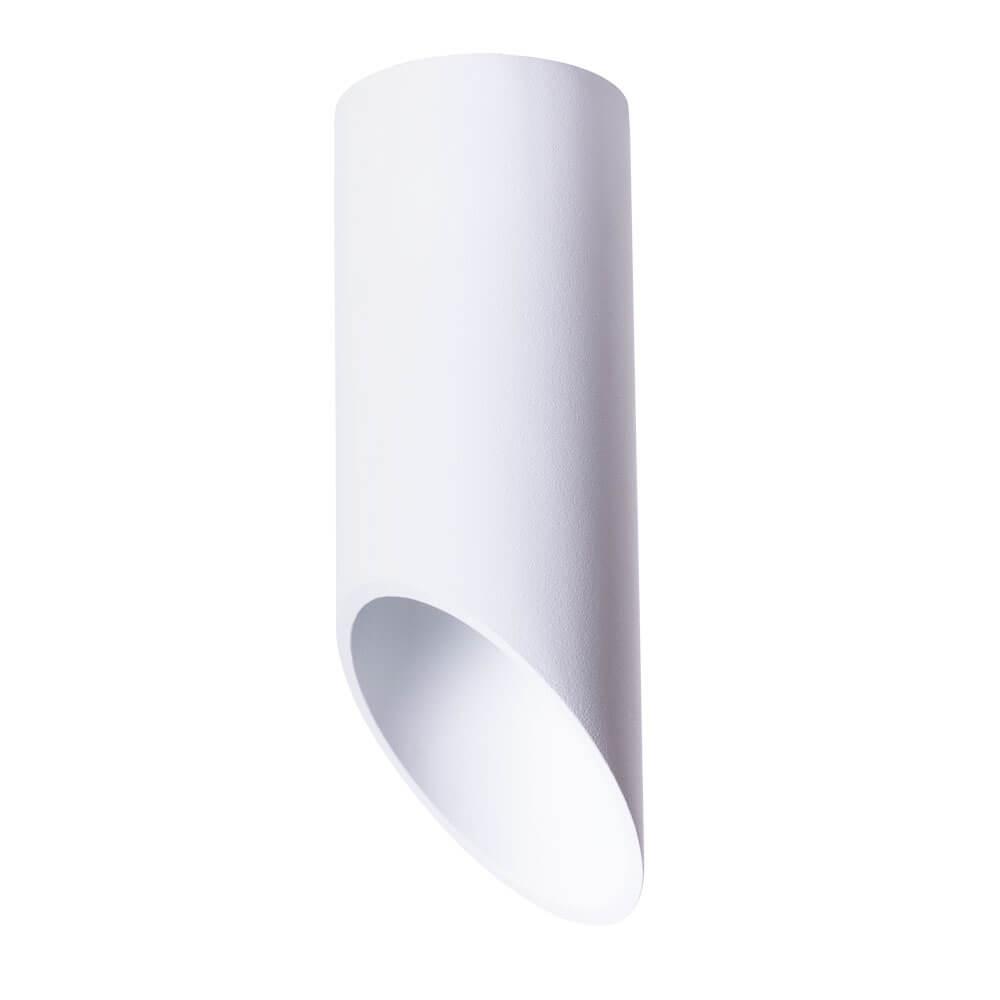 Потолочный светильник Arte Lamp Pilon A1615PL-1WH светильник потолочный arte lamp rails kits цвет белый 1 х e14 40 w a3056pl 1wh