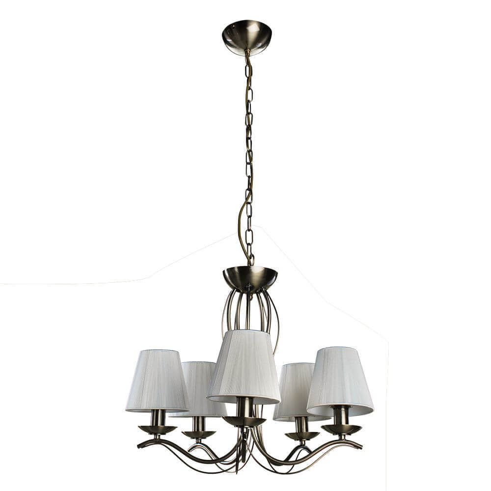 Люстра Arte Lamp A9521LM-5AB Domain
