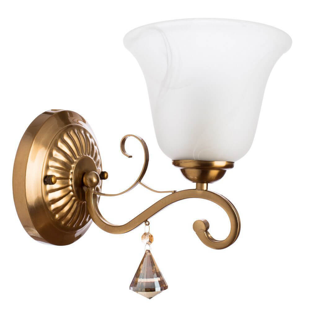 Бра Arte Lamp A8391AP-1PB Cono цена 2017